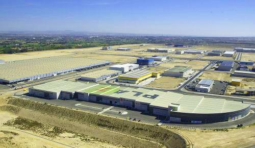 Plataforma Logistica de Zaragoza
