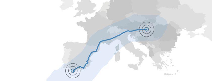 Corredor Mediterraneo-Carreras Grupo Logistico