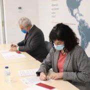 firma del convenio con ZLC