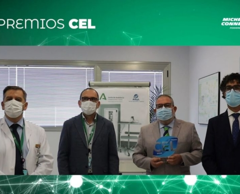 Premio logística sanitaria CEL