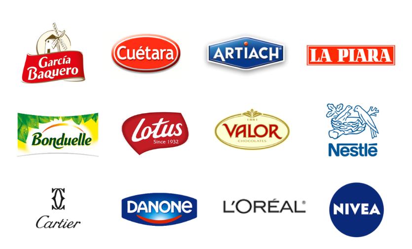 Logos Clientes Metafase