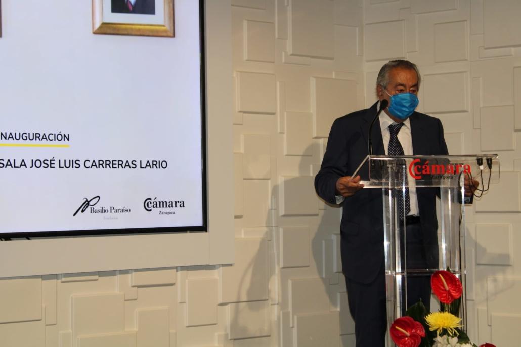 Homenaje José Luis Carreras