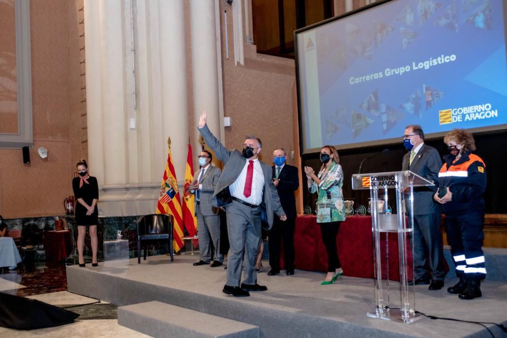 Carreras Placa al Mérito Civil 2020